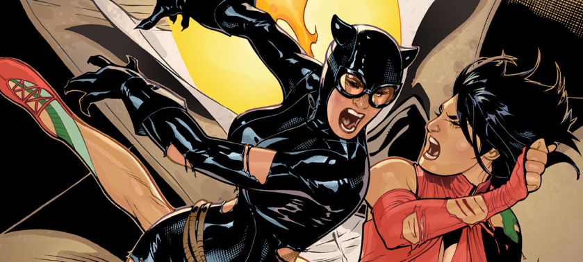 Is It Good? Catwoman #33 Review