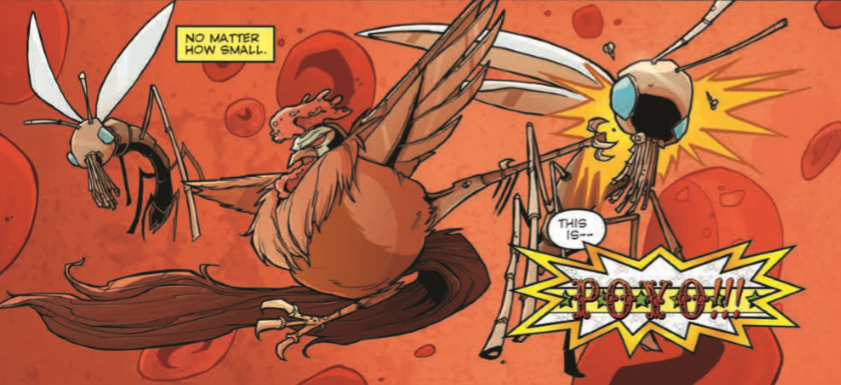 Is It Good? Chew: Warrior Chicken Poyo #1 Review