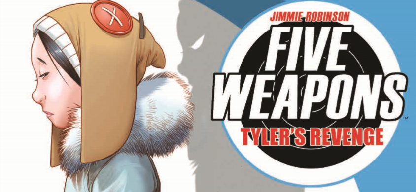 Is It Good? Five Weapons #10 Review