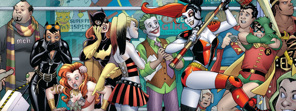 Is It Good? Harley Quinn Invades Comic-Con International San Diego #1 Review