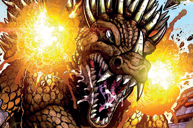 Is It Good? Godzilla: Rulers of Earth #14 Review