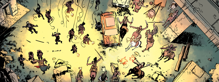 Is It Good? Hinterkind #9 Review