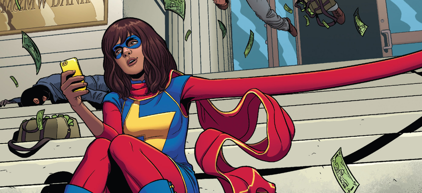 Is It Good? Ms. Marvel #6 Review