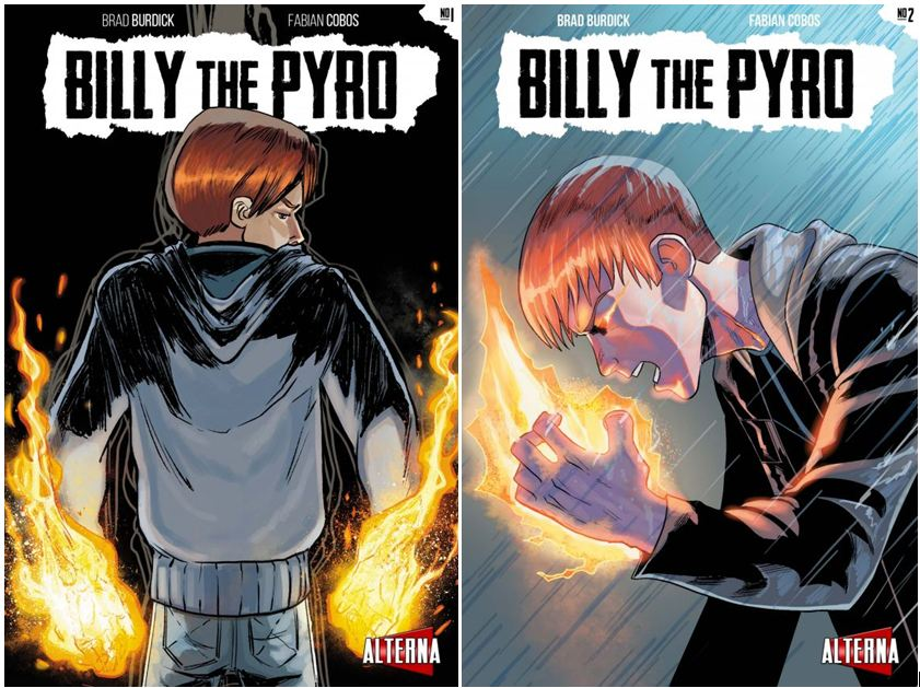 Is It Good? Billy The Pyro #1 and #2 Review