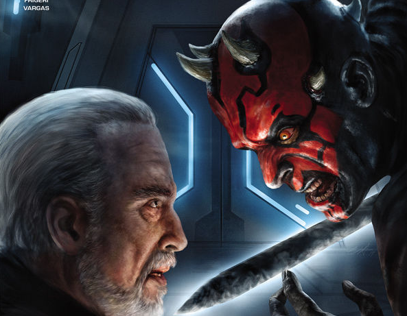 Is It Good? Star Wars: Darth Maul - Son of Dathomir #3 Review