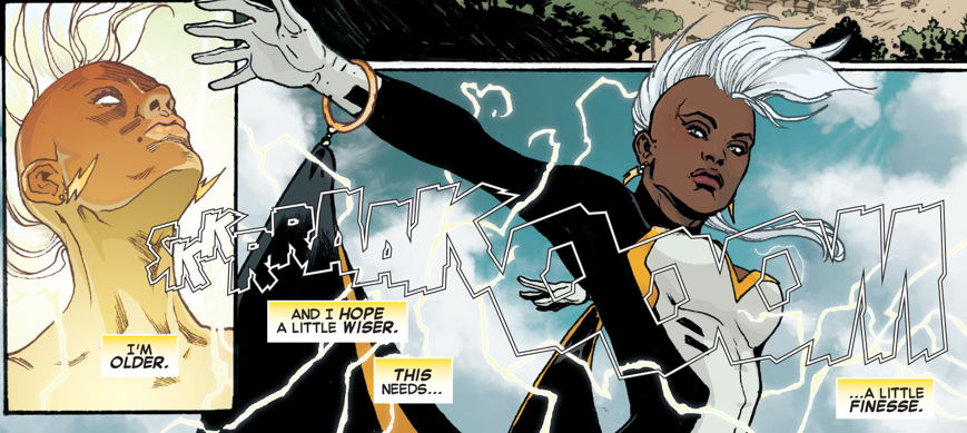 Is It Good? Storm #1 Review