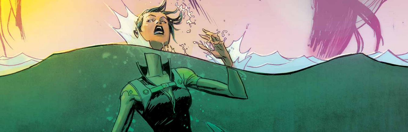 Is It Good? The Wake #10 Review
