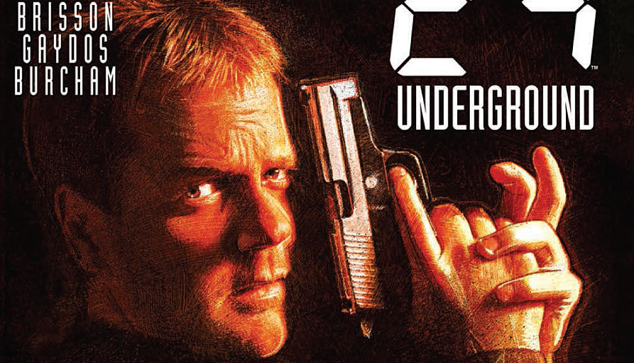 Is it Good? 24: Underground #5 Review