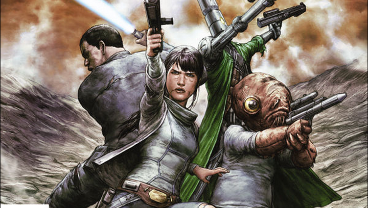 Is It Good? Star Wars: Legacy #18 Review