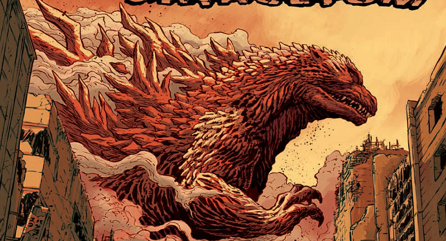 Is It Good? Godzilla: Cataclysm #1 Review