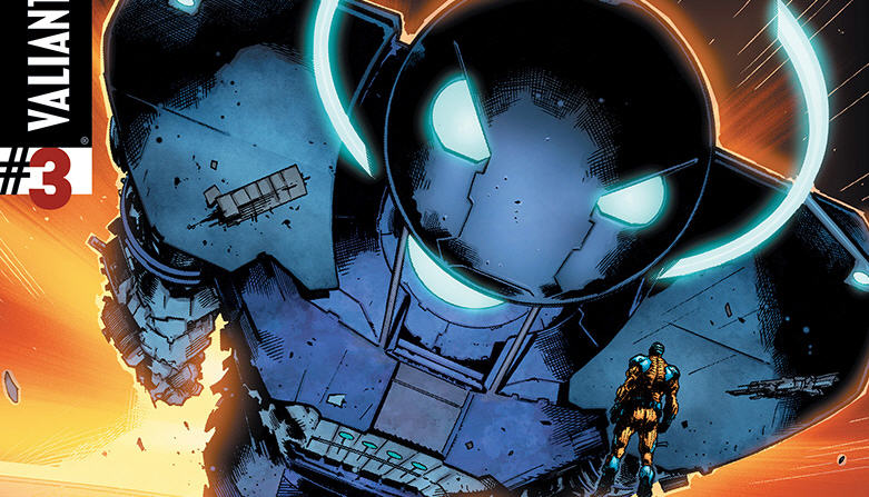 Is It Good? Armor Hunters #3 Review