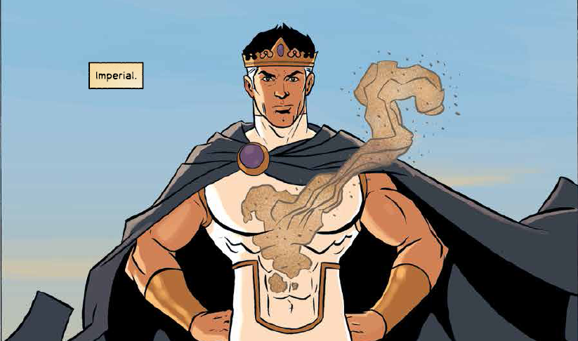 Is It Good? Imperial #1 Review