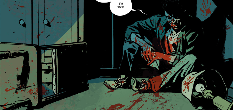 Is It Good? Outcast #3 Review
