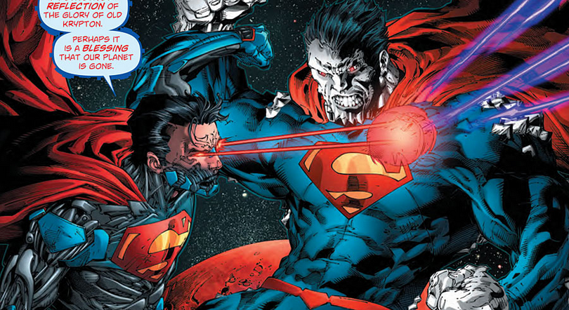 Is It Good? Superman/Wonder Woman Annual #1 Review
