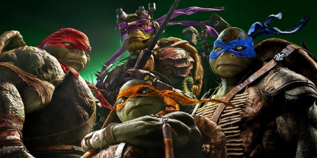 """So there's a new live-action Teenage Mutant Ninja Turtles film in theaters right now.  You'd think I'd be overjoyed.  Or maybe you'd think I'd be livid.  The truth is much more disappointing.  I just can't bring myself to care.  My friends have tried egging me into rants with leading questions like, """"So, have you seen the new Turtles trailer?  Is it true the TMNT are gonna be aliens?  Did you know Michael Bay's making  a TMNT movie?  Eh?  Eh?  EH?""""  I think I got poked with a stick enough that I went numb, because that's certainly how I felt both before and after I left the theater."""