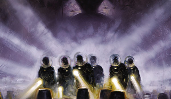 Is It Good? Prometheus: Fire and Stone #1 Review