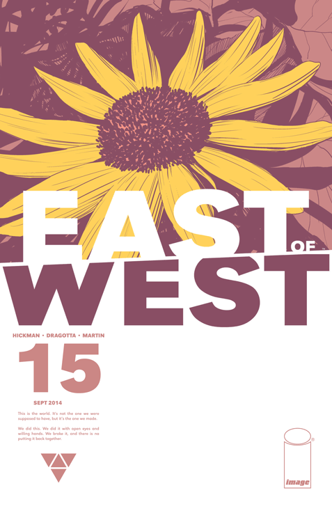 Is It Good? East of West #15 Review
