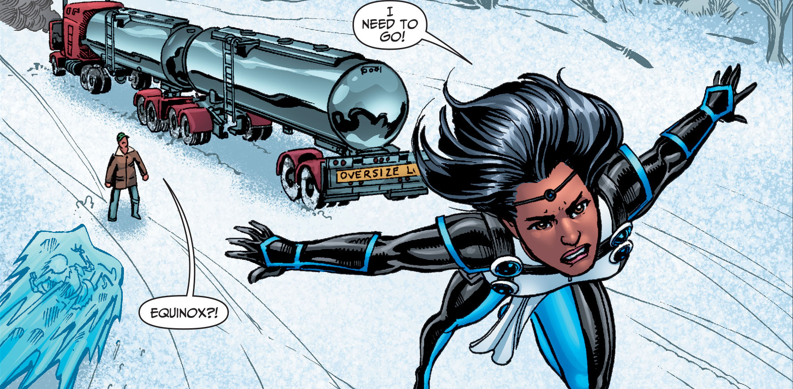 Is It Good? Justice League United: Futures End #1 Review