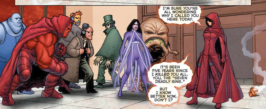 Is It Good? Trinity of Sin: Pandora: Futures End #1 Review
