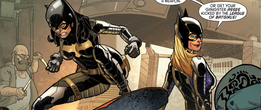 Is It Good? Batgirl: Futures End #1 Review