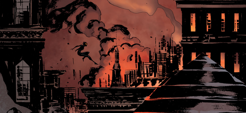 Welcome back to Weekly Weeklies.  This time around: Batman Eternal #23 and Futures End #19.  Let's get straight into it.
