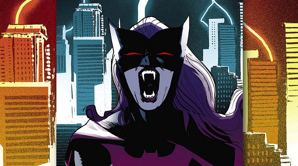 After last month's issue of Batwoman, everyone seems pretty pissed off at what has happened to the series.  I personally wasn't as up in arms about it like others were, but I was a little disappointed (plus, the comic ended up losing one of its hooks that made the series feel unique).