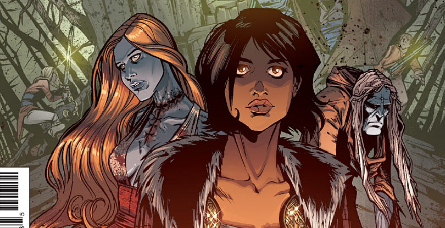 Cullen Bunn and Joëlle Jones venture back into the world of witches, draugr and Helheim. Is the return good?