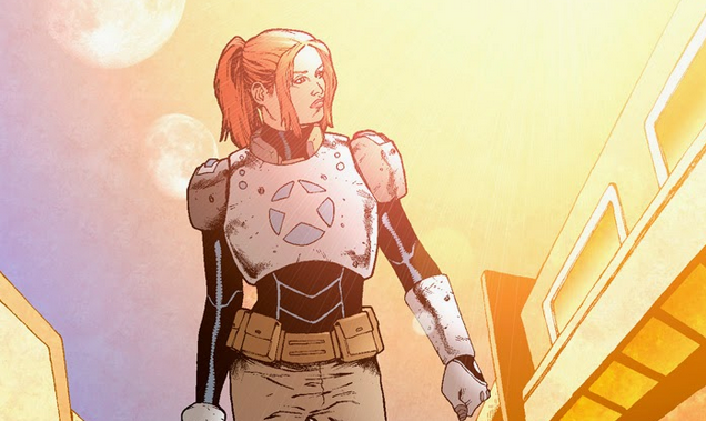 Is It Good? Copperhead #1 Review