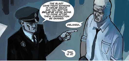 Is It Good? C.O.W.L. #5 Review