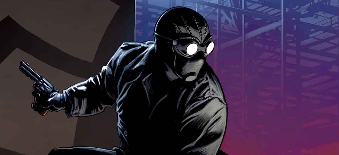 To say I'm a fan of the Spider-Man Noir miniseries is an understatement. To see a Spidey in the 30's, complete with functional costume and an interesting twist on his origin that screams Indiana Jones, is a great joy.
