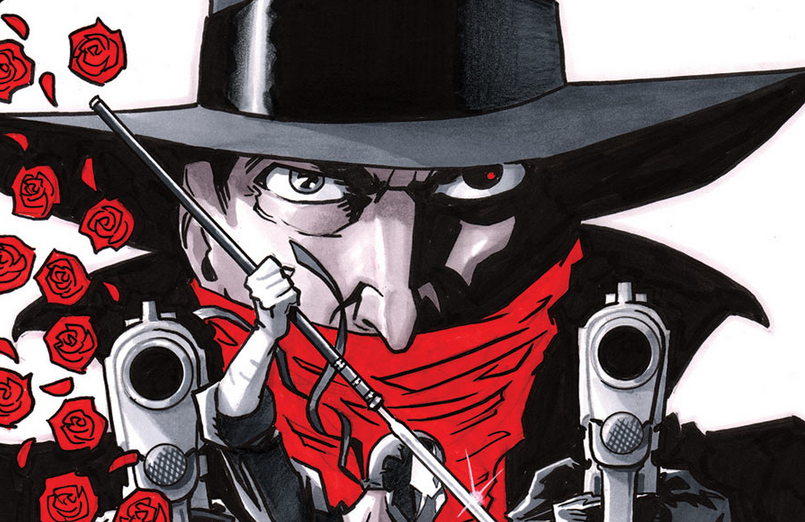 Two classic characters, one a brilliant criminal mastermind and the other a vigilante on an unstoppable quest for justice, collide in Matt Wagner's Grendel vs. The Shadow #1. Is it good?