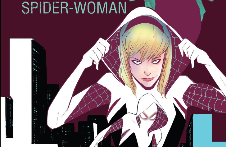 Gwen Stacy as Spider-Woman, in a band as the drummer of the Mary Janes...yeah, this sounds fun, but is it good?
