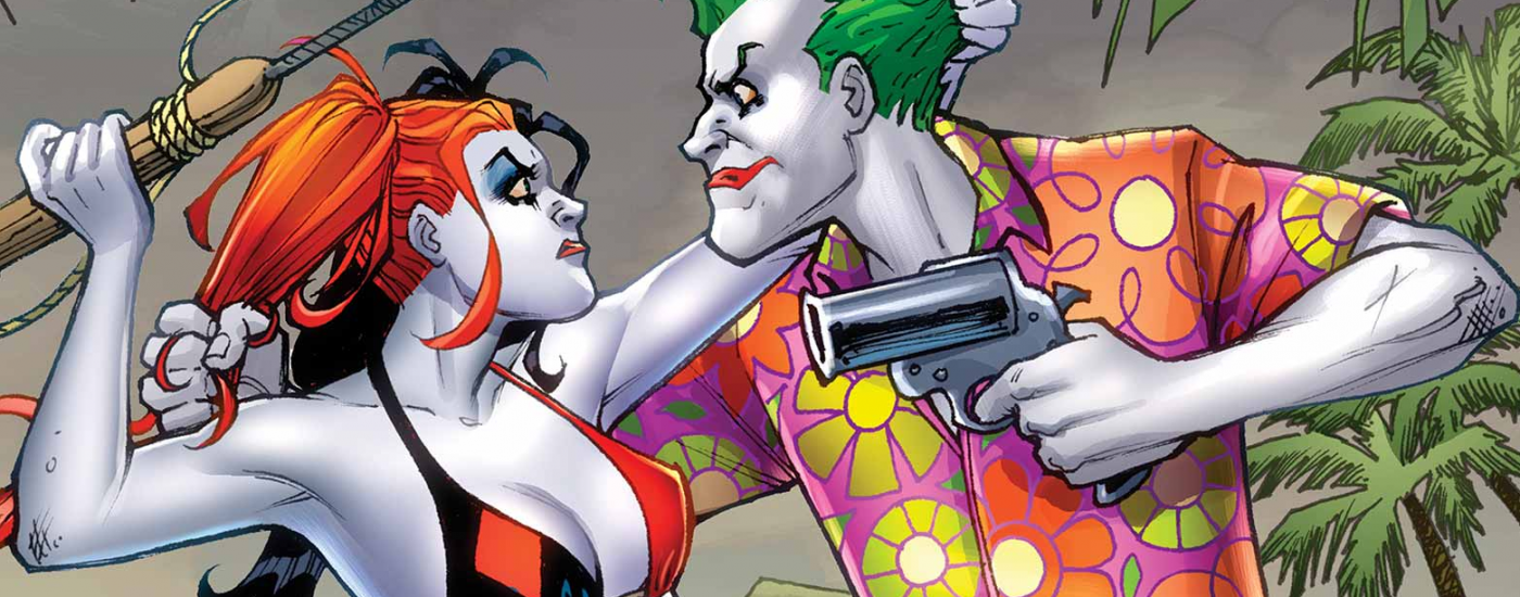 Is It Good? Harley Quinn: Futures End #1 Review