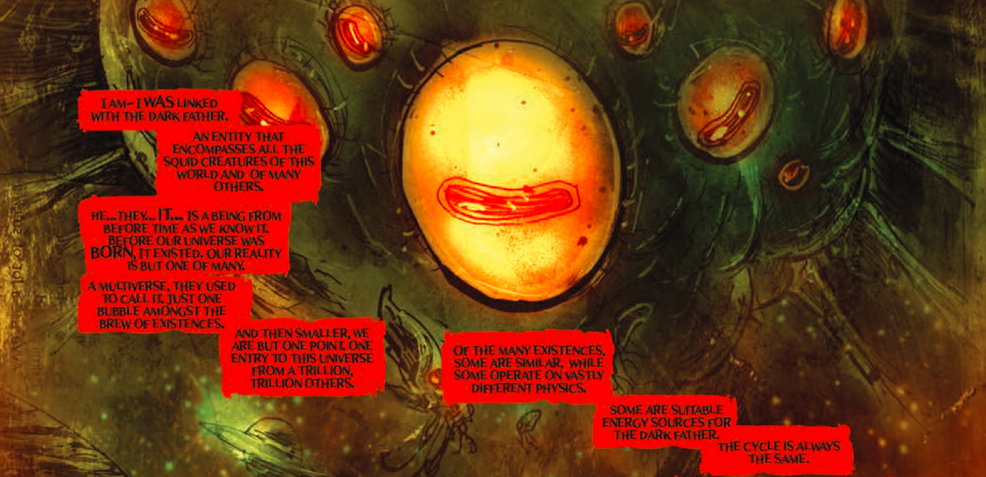Is It Good? The Squidder #3 Review