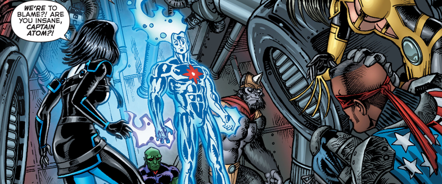 Is It Good? Justice League: Futures End #1 Review