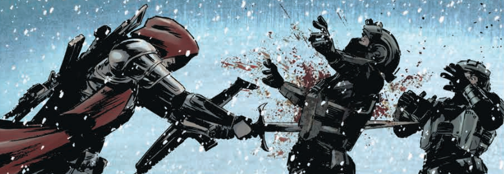 Is It Good? Lazarus #11 Review