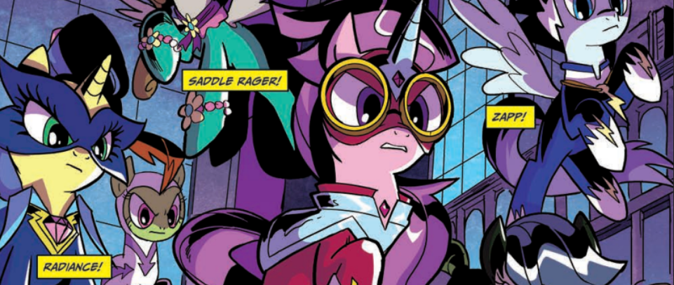Is It Good? My Little Pony Annual 2014 #1 Review