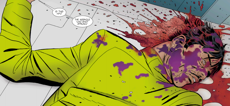 Panels in Poor Taste: 9/26/14 –Listless Ghost Humping and Death by Grape Juice