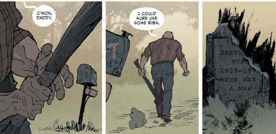 Is It Good? Southern Bastards #4 Review