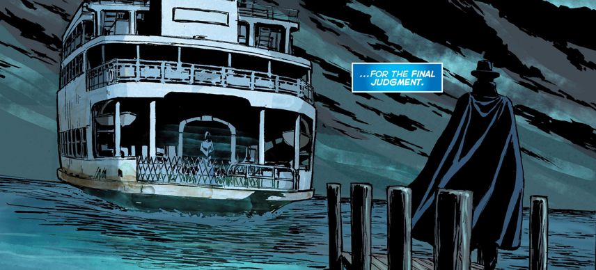 Is It Good? Trinity of Sin: Phantom Stranger: Futures End #1 Review
