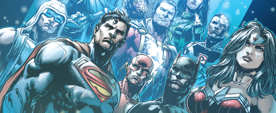 Is It Good? Justice League #34 Review