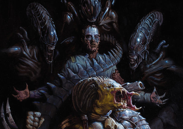 Is It Good? Alien vs. Predator: Fire and Stone #1 Review