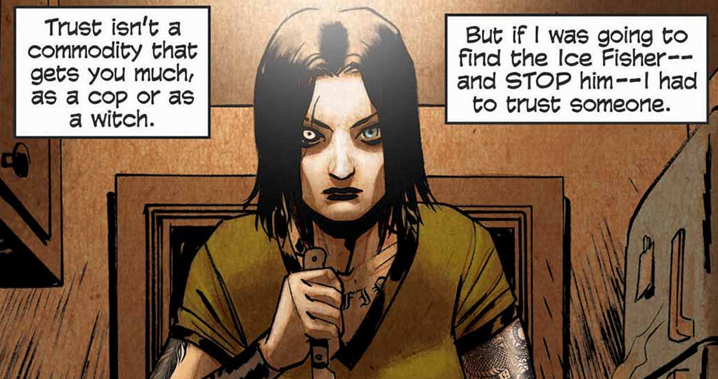 Is It Good? Coffin Hill #12 Review