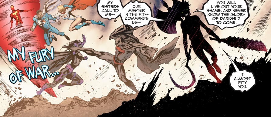 Is It Good? Earth 2: World's End #3 Review