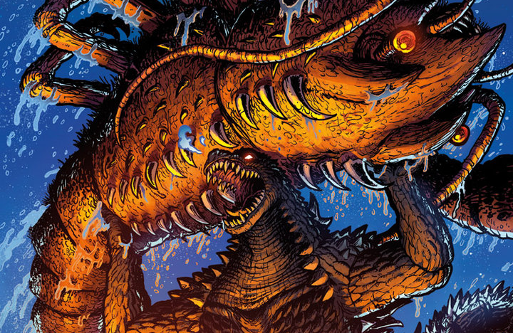 Is It Good? Godzilla: Rulers of Earth #17 Review