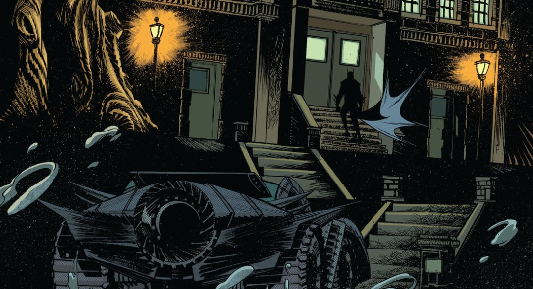 Is It Good? Arkham Manor #1 Review