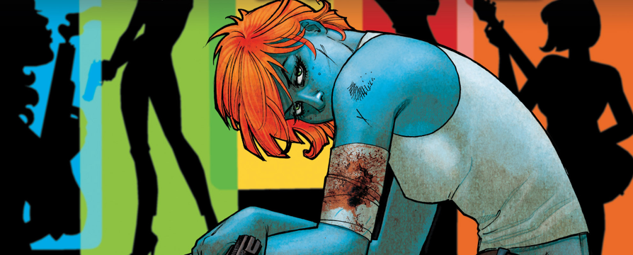 Is It Good? Painkiller Jane: The 22 Brides #3 Review