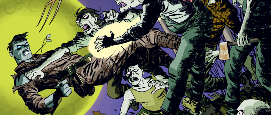 Is It Good? Star Spangled War Stories Featuring G.I. Zombie #3 Review
