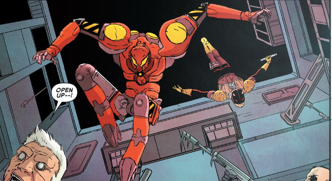 Is It Good? Edge of Spider-Verse #5 Review