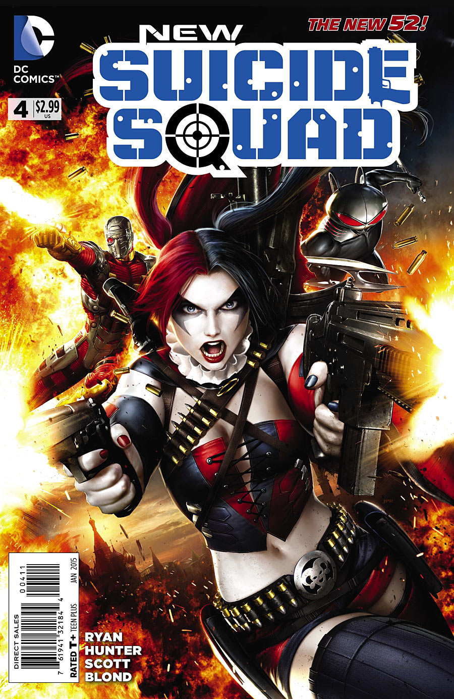 Is It Good? New Suicide Squad Review #4 Review